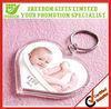 Promotion Customized Shape and Logo Acrylic Key Holder