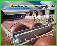 biogas fermenter/biogas installations
