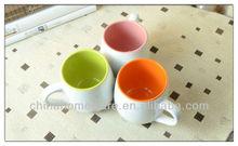 fine bone china /porcelain/ ceramic eco coffee mugs