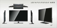 19/22/23/24 Inch 16:9screen lcd tv