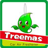 2013 Hot sales air freshener little trees/air freshener for car Y75