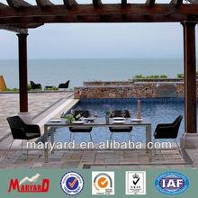 PE Rattan Beach Table set MY13RF56