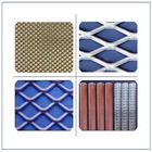 Expanded metal mesh for fence and construction material(factory)