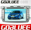 Gobluee CAR DVD GPS BLUETOOTH VEDIO MP3 MP4 RECORDER car video for VW LAVIDA