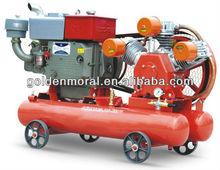 Diesel portable air compressor W-1.8/5
