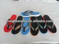2013 nuevo diseño trenza flip- flop zapatos para los hombres