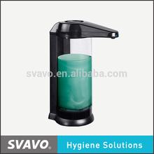 new design sensor soap dispenser /toilet/hotel/hospital