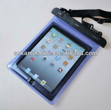 For ipad cheap new waterproof bag,paypal is ok, hot selling!
