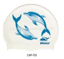 custom swim caps no minimum,waterproof swimming caps,fashionable swim caps(CAP-703)
