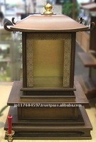 India handicraft antique altar meditation