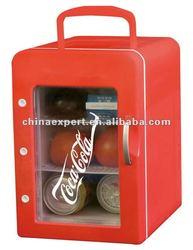 4-Liter Mini Fridge( Thermoelectric Cooler & Warmer )