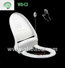 Toilet Seat, Intelligent Sanitary replace plastic film toilet seat, toilet cover Sanitary WS-C2