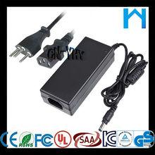 15V power supply adapters 220v 230v 120v 50hz 60hz saa ul for eu transformer