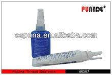 Excellent Thread locking instant binding glue/Anaerobic Adhesive Threadlocker all purpose glue