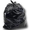 50GL Heavy Duty Plastic Black Garbage Bag