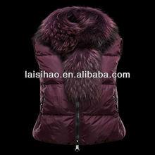 2012 hot sale padded vest jackets