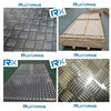 aluminium diamond plate colored for sale