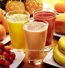 Concentrated citrus juice - lemon, orange and grapefruit