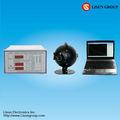 ls822 led lumen digital medidor de flujo luminoso probador de flujo medición de tiempo vs
