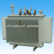 3 phase outdoor power distribution transformer 63kva 10kv/0.4kv