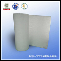 Synthetic White Fabric Air Filter Media