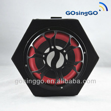 5 inch motorcycle subwoofer