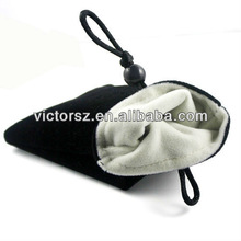 practical double layer soft Case bag for iphone 4 4s 3Gs