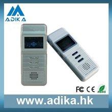 Real Benefit Black Matal Voice Recorder Pen ADK-DVR009