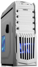 Winner Series Latest Gaming Case Popular Case Super Tower PC Case W01-WHITE