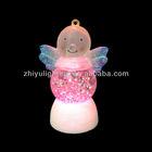 LED color changing charming christmas angel gift night light
