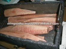 Loins Of Frozen Tuna