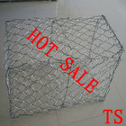 hot dipped galvanized hexagonal gabion twisted wire box/basket/cage