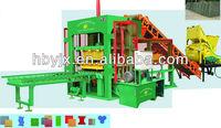 4-20 maquina de bloques de hormigon Automatic Concrete Cement Brick Making Machinery, paving brick making machine