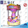 Hot sale amusement park electric toy carousel