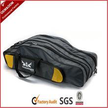 Durable waterproof fishing rod travel bag