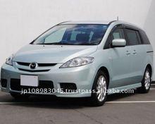 Mazda Premacy Mazda 5 SUV Japanese Used Car
