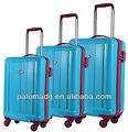 最高のモデル旅行用荷物軽量トロリーケース
