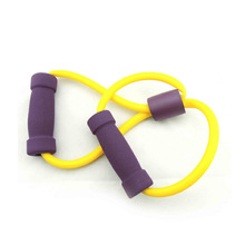 latex pull exerciser band /sping exerciser /fitness chest expander