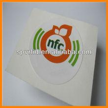 High quality smart nfc tag/nfc tag sticker/nfc tag free samples