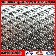 flattened expanded metal/ spray paint expanded metal mesh