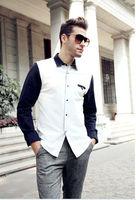 mens dress shirt model 2013 famous brand name