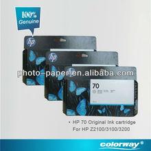 Printer Ink Cartridge HP 70 for HP Z2100/Z3100/Z3200 large format printers