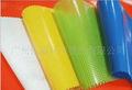 de plástico de color películas de tpu