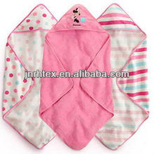WHOLESALE:100%Cotton Soft Baby Blanket