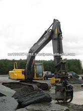 Volvo EC 210 Crawler Excavator