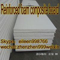 Reinforced foam composite board / EPS Roof sandwich panel