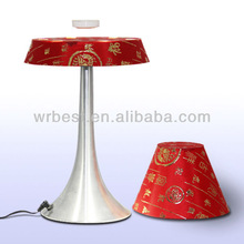 Hot Selling Christmas Promotional LED Gift! Wedding Decoration and Gift/ Maglev Levitating Table Lamp Crafts W6082-M1-24