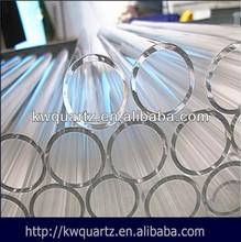 high purity quartz cover glass tube donghai lianyungang jiangsu