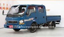 Kia Bongo Frontier 1Ton Double Cap Korea Used Car