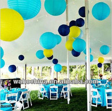 2014 paper lantern for wedding/birthday party decoration